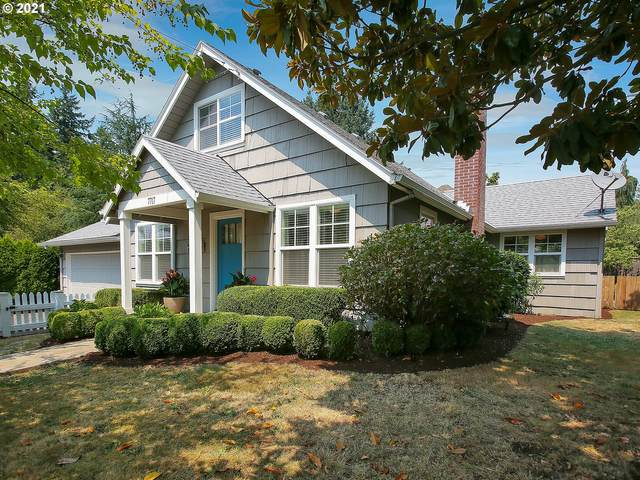7717 SW Oak St, Tigard, OR 97223 (MLS #21412359) :: Real Estate by Wesley