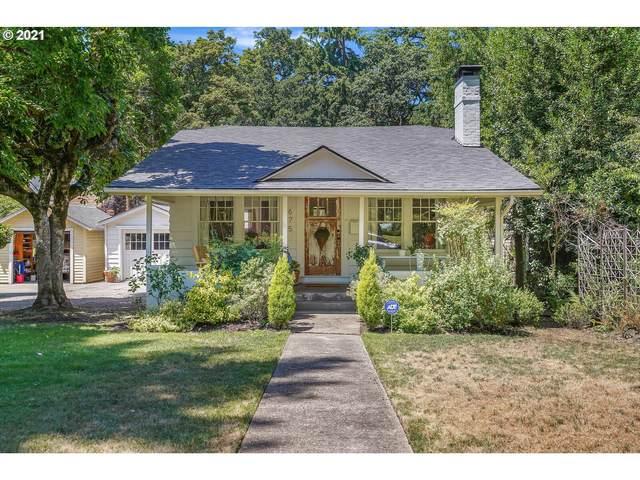 675 Church St SE, Salem, OR 97301 (MLS #21412391) :: Holdhusen Real Estate Group