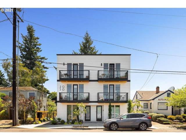 2050 N Killingsworth St #7, Portland, OR 97217 (MLS #21412540) :: Real Tour Property Group