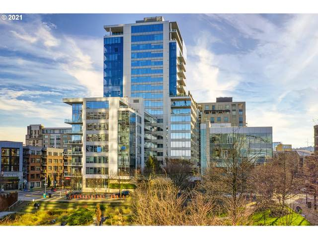 1001 NW Lovejoy St #710, Portland, OR 97209 (MLS #21412571) :: Next Home Realty Connection