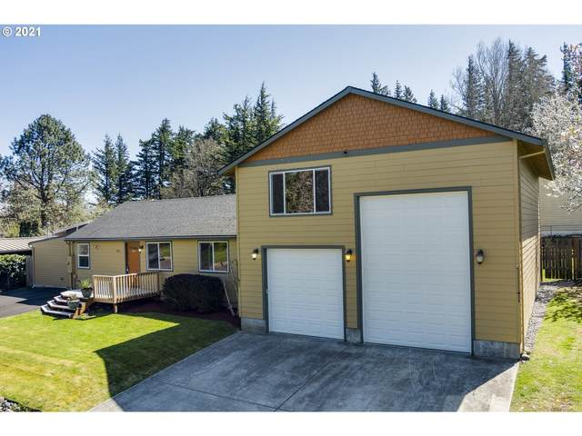 306 SW 7TH St, Troutdale, OR 97060 (MLS #21412706) :: Stellar Realty Northwest