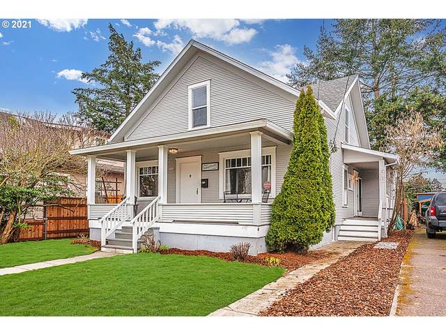 5241 SE 66TH Ave, Portland, OR 97206 (MLS #21412899) :: Lux Properties