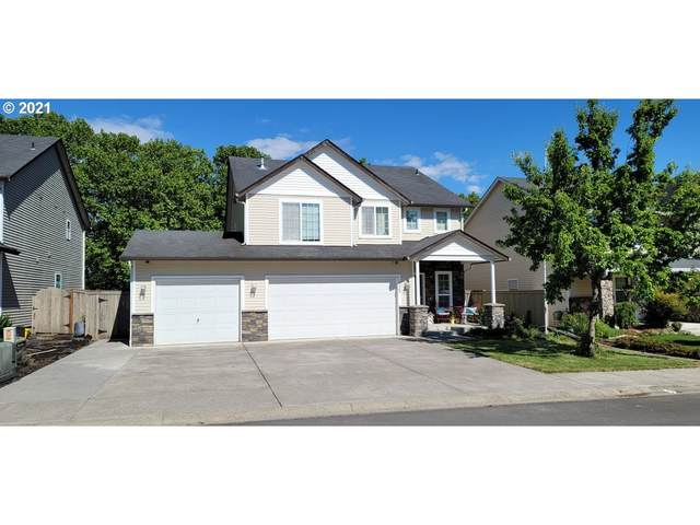 6909 NE 165TH Ave, Vancouver, WA 98682 (MLS #21413085) :: Duncan Real Estate Group