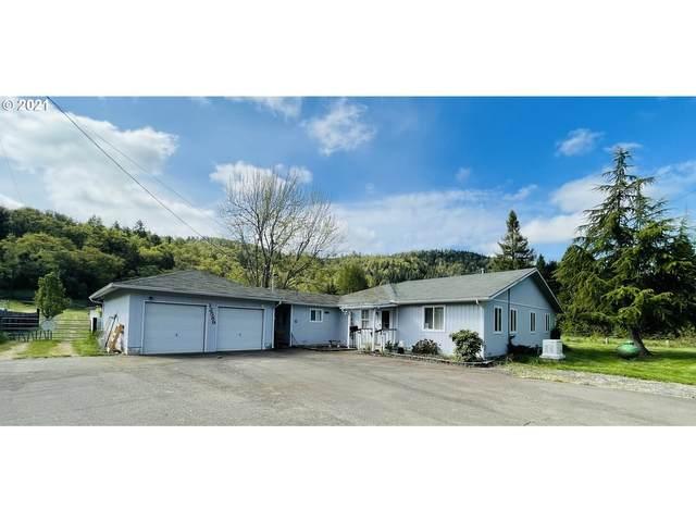 12589 Old Highway 99 South, Myrtle Creek, OR 97457 (MLS #21413226) :: Coho Realty
