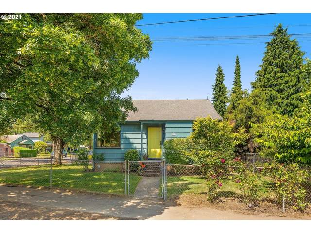 9907 N Midway Ave, Portland, OR 97203 (MLS #21413929) :: Gustavo Group