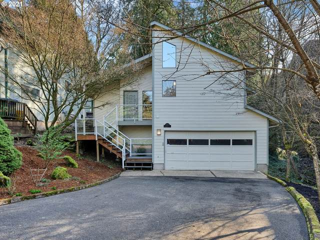 9324 SW 55TH Ave, Portland, OR 97219 (MLS #21413962) :: Fox Real Estate Group