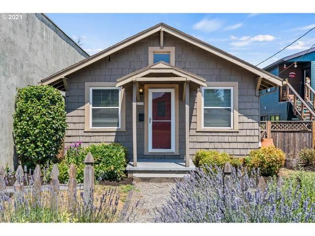 2355 N Baldwin St, Portland, OR 97217 (MLS #21414124) :: Beach Loop Realty