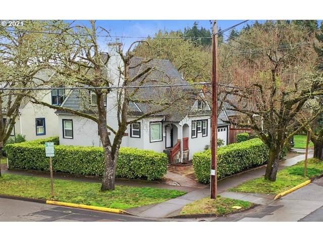 1893 Villard St, Eugene, OR 97403 (MLS #21414506) :: Townsend Jarvis Group Real Estate