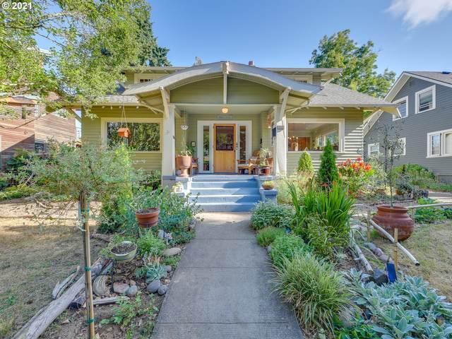 2055 N Webster St, Portland, OR 97217 (MLS #21414724) :: Real Tour Property Group
