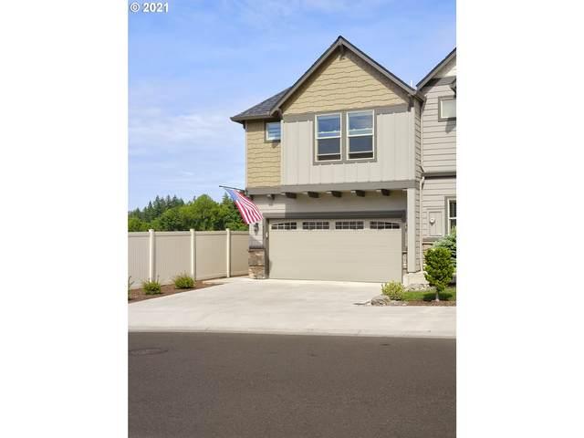 4309 NW Sage Loop, Camas, WA 98607 (MLS #21414808) :: Keller Williams Portland Central