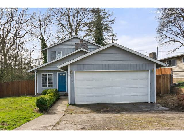 13179 SW 64TH Ave, Portland, OR 97219 (MLS #21415014) :: The Haas Real Estate Team