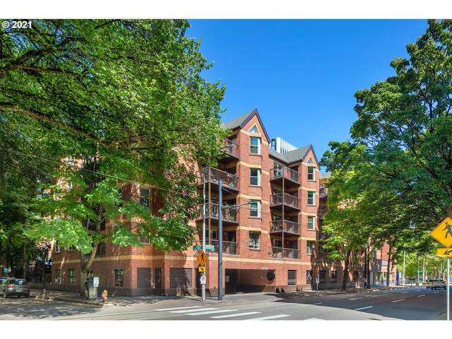 1500 SW Park Ave #227, Portland, OR 97201 (MLS #21415068) :: The Liu Group