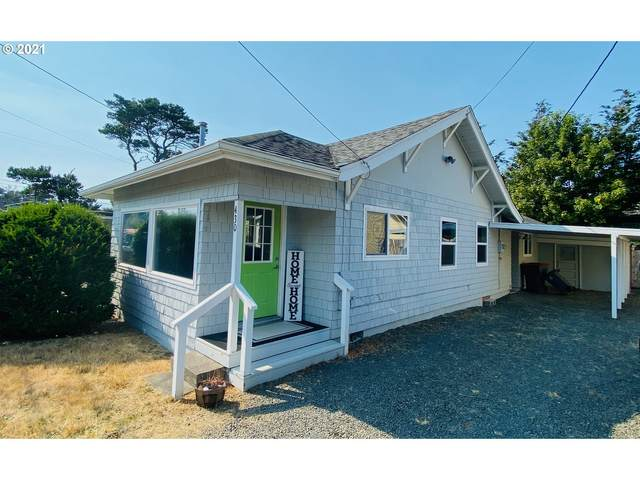 430 9th Ave, Seaside, OR 97138 (MLS #21415341) :: The Pacific Group