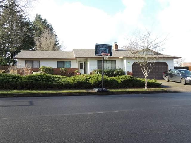 1545 SE Cochran Dr, Gresham, OR 97080 (MLS #21415575) :: Cano Real Estate