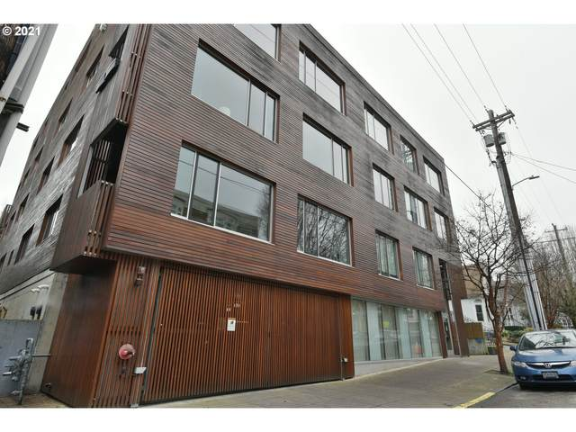 2538 NW Thurman St #402, Portland, OR 97210 (MLS #21415757) :: Next Home Realty Connection