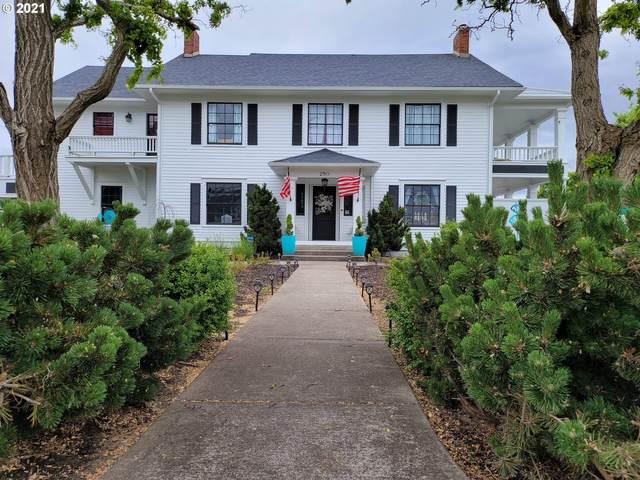 290 N 7TH St, Harrisburg, OR 97446 (MLS #21416261) :: Fox Real Estate Group