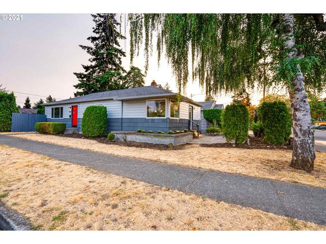 5709 SE 65TH Ave, Portland, OR 97206 (MLS #21416371) :: Real Estate by Wesley
