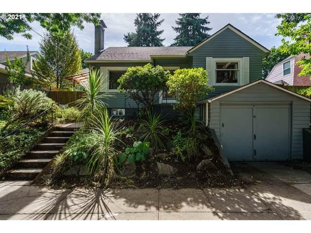 1526 SE Claybourne St, Portland, OR 97202 (MLS #21416444) :: Cano Real Estate