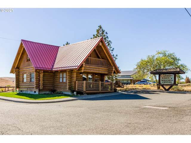 1101 N Hwy 197, Maupin, OR 97037 (MLS #21416549) :: Townsend Jarvis Group Real Estate