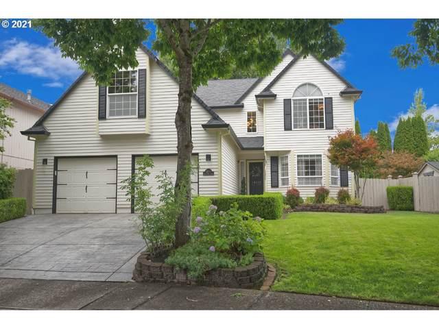 18518 SE 35TH St, Vancouver, WA 98683 (MLS #21416646) :: Lux Properties