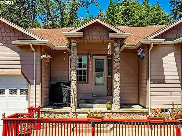 349 E Sixth Ave, Sutherlin, OR 97479 (MLS #21416693) :: McKillion Real Estate Group