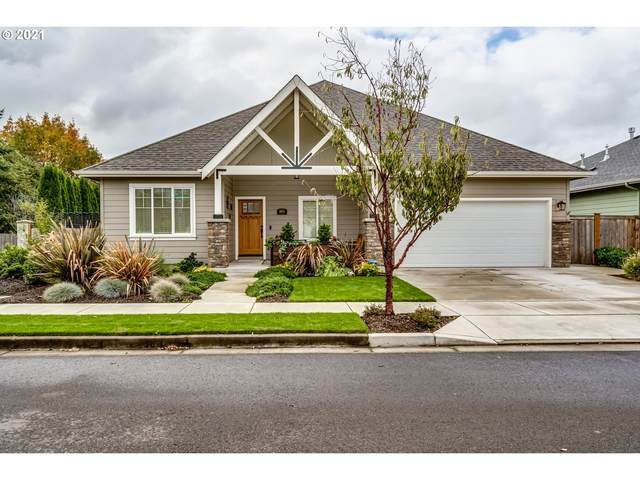805 Lupine St, Springfield, OR 97477 (MLS #21417031) :: Oregon Farm & Home Brokers
