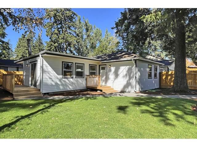 13318 SE Taggart St, Portland, OR 97236 (MLS #21417159) :: Lux Properties