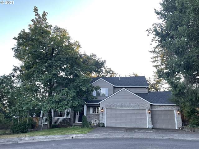1735 Gallery Way, West Linn, OR 97068 (MLS #21417188) :: McKillion Real Estate Group