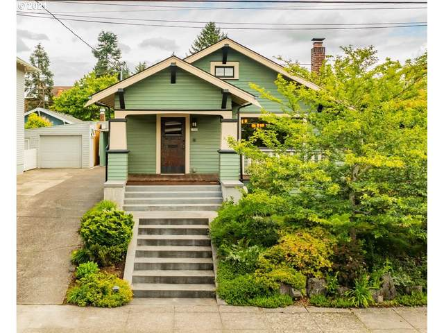 2720 NE 52ND Ave, Portland, OR 97213 (MLS #21417740) :: The Haas Real Estate Team