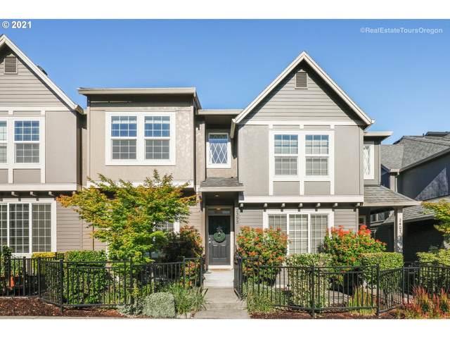 2393 NW Roseburg Ter, Beaverton, OR 97006 (MLS #21418096) :: Premiere Property Group LLC