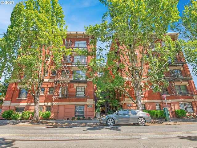 1829 NW Lovejoy St #406, Portland, OR 97209 (MLS #21418436) :: The Haas Real Estate Team
