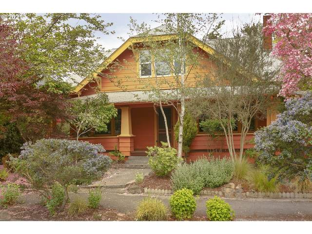 907 N Holland St, Portland, OR 97217 (MLS #21418448) :: Next Home Realty Connection