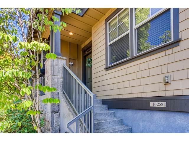 10258 SW Taylor St, Portland, OR 97225 (MLS #21419199) :: Premiere Property Group LLC