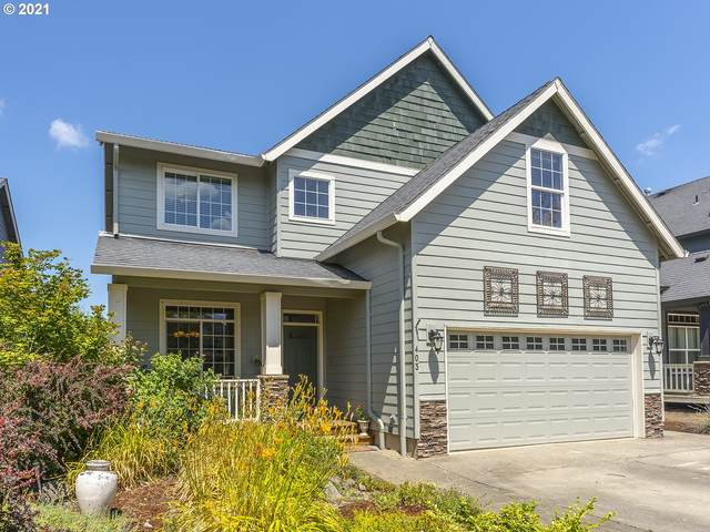 403 W Oxford St, Newberg, OR 97132 (MLS #21419243) :: Holdhusen Real Estate Group