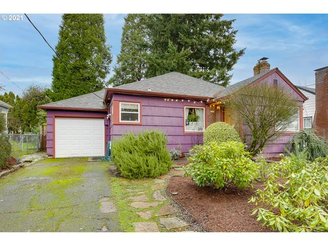 2324 SE 38TH Ave, Portland, OR 97214 (MLS #21419574) :: Next Home Realty Connection