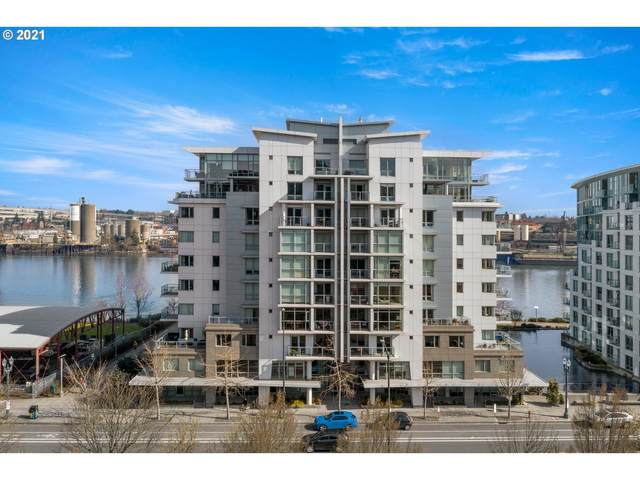 1310 NW Naito Pkwy 609A, Portland, OR 97209 (MLS #21419594) :: Premiere Property Group LLC