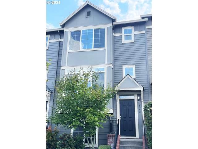2342 NW Oak Knoll Pl, Beaverton, OR 97006 (MLS #21419613) :: Premiere Property Group LLC