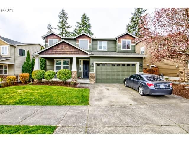 840 W Lookout Ridge Dr, Washougal, WA 98671 (MLS #21419658) :: Premiere Property Group LLC