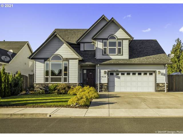 1834 W 4TH Ave, Junction City, OR 97448 (MLS #21419762) :: Townsend Jarvis Group Real Estate