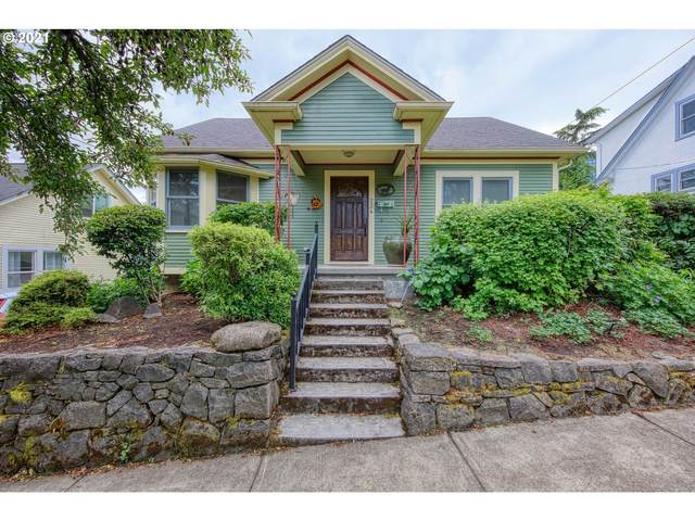 224 E 2ND Ave, Eugene, OR 97401 (MLS #21419853) :: The Liu Group