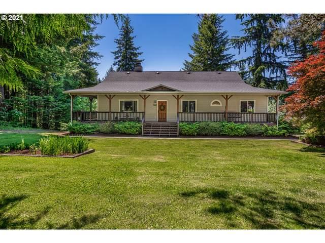 26840 S Skinner Rd, Estacada, OR 97023 (MLS #21420327) :: Townsend Jarvis Group Real Estate
