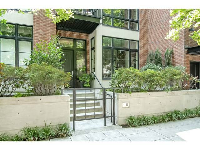 1142 NW Johnson St #104, Portland, OR 97209 (MLS #21420439) :: The Pacific Group