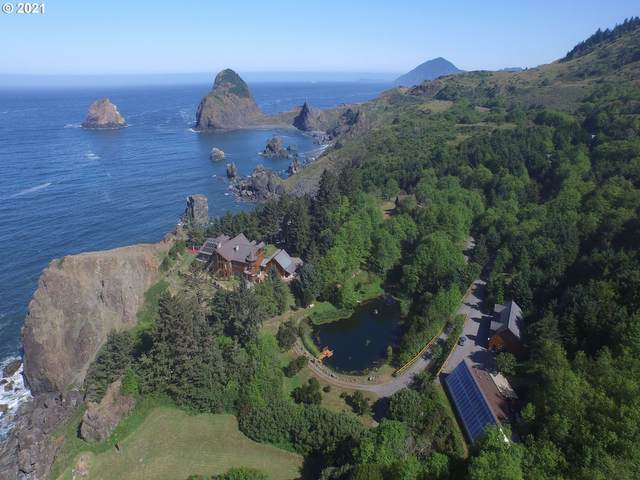 36044 Hwy 101, Gold Beach, OR 97444 (MLS #21420586) :: Cano Real Estate
