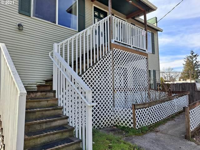5222 SE Holgate Blvd, Portland, OR 97206 (MLS #21420639) :: Keller Williams Portland Central