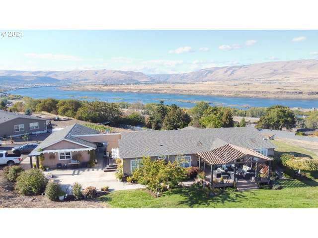 2870 Old Dufur Rd, The Dalles, OR 97058 (MLS #21420703) :: Premiere Property Group LLC