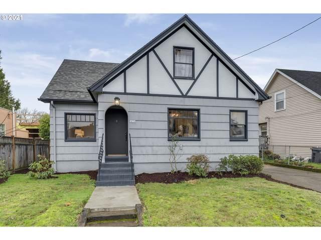 1636 SE Miller St, Portland, OR 97202 (MLS #21420740) :: Premiere Property Group LLC