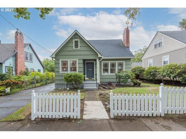 3916 NE 69TH Ave, Portland, OR 97213 (MLS #21420900) :: The Haas Real Estate Team
