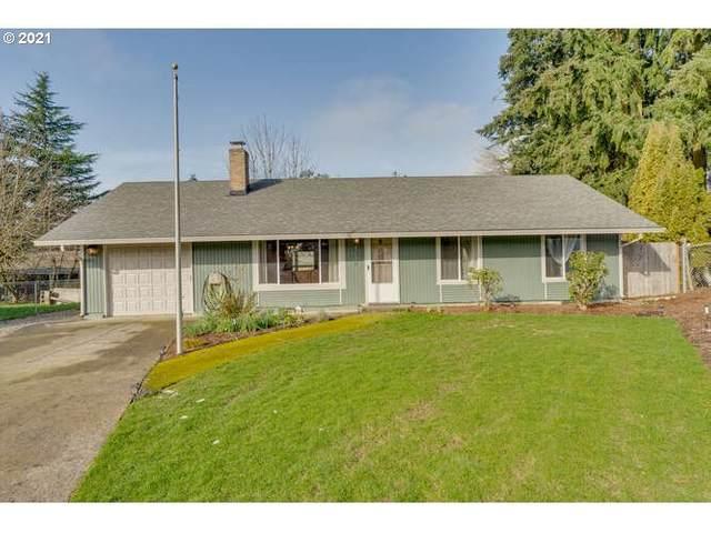 7420 NE 62ND Ave, Vancouver, WA 98661 (MLS #21420936) :: Premiere Property Group LLC
