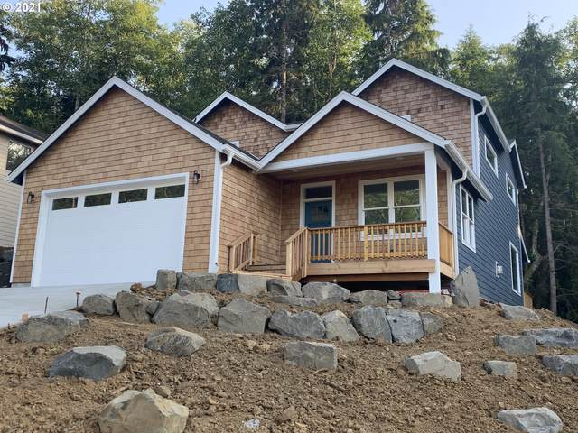 2066 Forest Dr, Seaside, OR 97138 (MLS #21421056) :: The Pacific Group