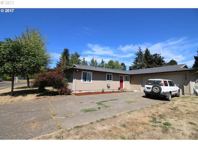 520 NE E St NE, Willamina, OR 97396 (MLS #21421195) :: McKillion Real Estate Group